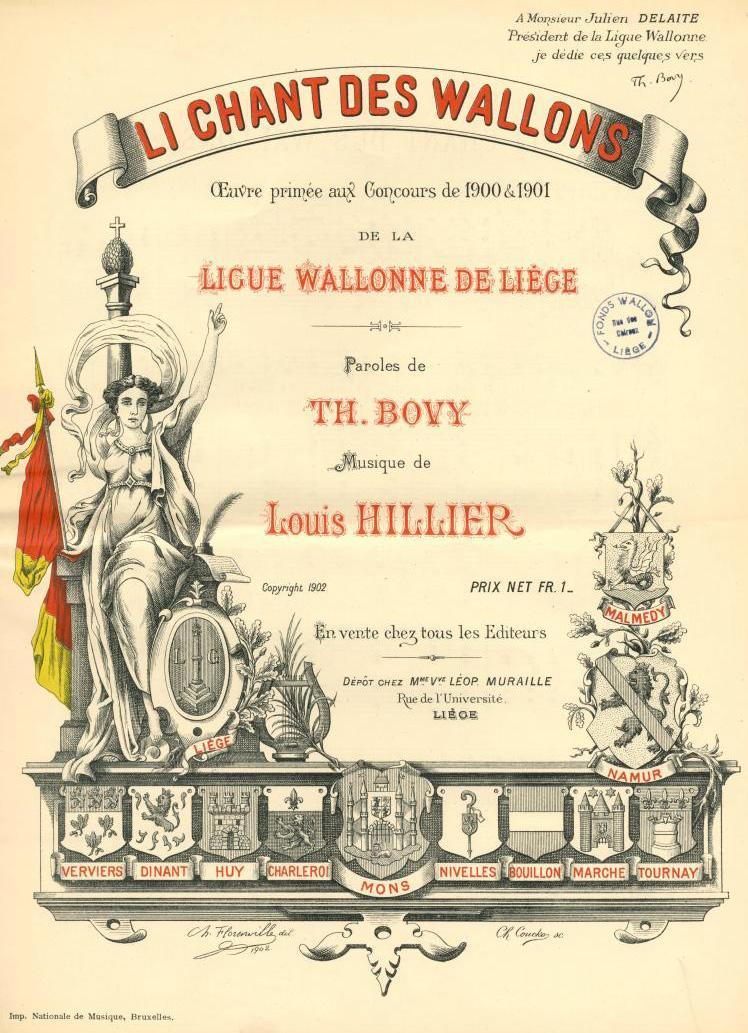 Pres De Liege 3 Lettres : liege, lettres, Symboles, Emblèmes, Communauté, Française, Belgique, Enseigner, Français, TV5MONDE