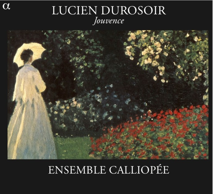 Lucien Durosoir - Jouvence - Alpha