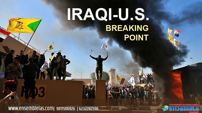 Iraqi-U.S. Breaking Point