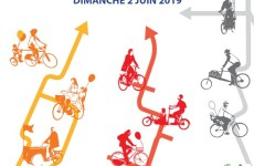 «Ensemble» dans la Convergence Francilienne au départ d'Emerainville