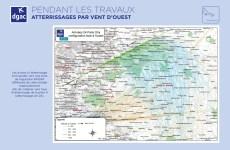 Emerainville survolée par les avions de lignes de juillet à décembre 2019