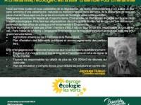 A Emerainville, l'écologie c'est «Ensemble pour Emerainville»
