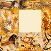 CSS3/HTML5, Paleolithic Border Image