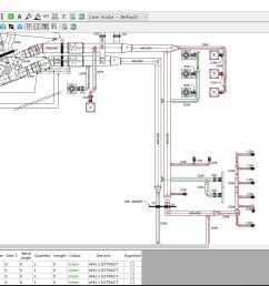 ducting software for hvac and ductwork by ensignon screen take off software [ 1920 x 1042 Pixel ]