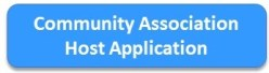 Community Association Host Application Button Draft