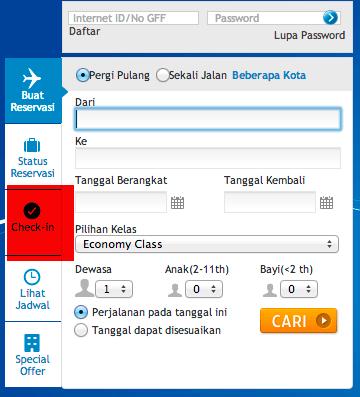 inilah cara web check in penerbangan garuda indonesia rh ensiklo com