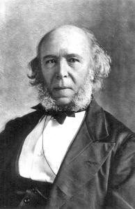 Biografi Herbert Spencer