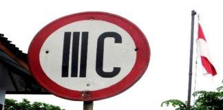 Klasifikasi jalan raya III C