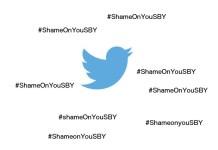 ShameonYouSBY Trending Topic