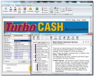 Salah satu tampilan Turbo Cash