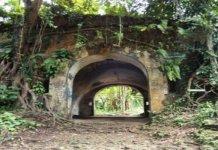 Benteng Karang Bolong Nusa Kambangan