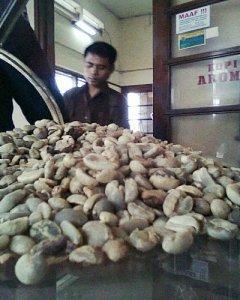 Koffie Fabriek Aroma Bandoeng