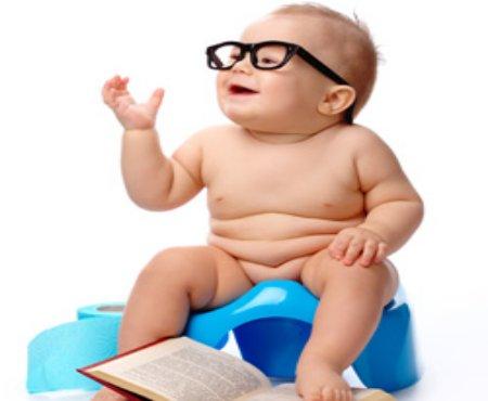 potty training untuk bayi