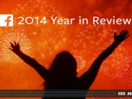2014 Year in Review Facebook