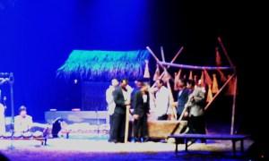 Gejog Lesungdalam Konser Mata cangkem Musik Teater