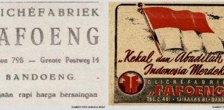 Fafoeng Clichefabriek: Kekal dan Abadilah Indonesia Merdeka - Kerjaan Rapi Harga Bersaingan