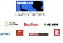 Instant Article: Fiture Pengepul Berita Milik Facebook yang Bekerjasama Dengan Media-Media Ternama Dunia