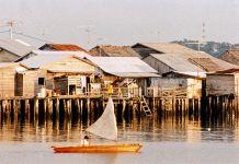 Orang Laut Kepulauan Riau Telah Eksis Tinggal di Atas Perahu Sejak Abad Ke-7