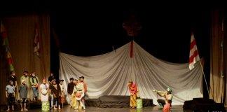 Dalimin Kehilangan Kemaluan- Teater Suto - Festival Teater Jogja 2015