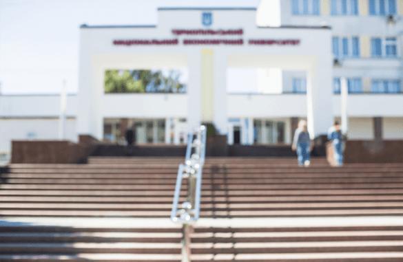 fachada de escola
