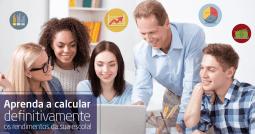 Como calcular os rendimentos da minha escola pelo ROI?