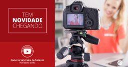 Assista ao trailer do novo curso Como ter um canal de sucesso, que está chegando!