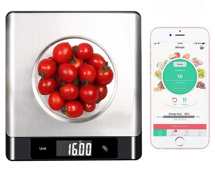 Best Smart Kitchen Scale Reviews  Ensmartech
