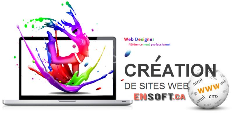 EnSoft conception de sites web à Gaspé