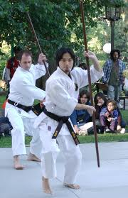 Bojutsu techniques