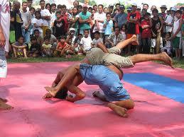 Dumog Wrestling