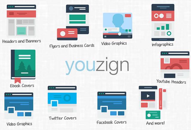 Online graphic editor