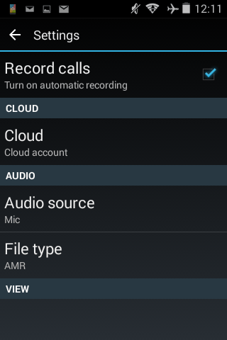 android call recorder app