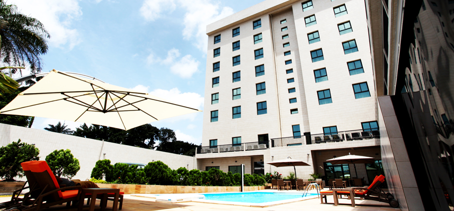 5 star hotels in Douala