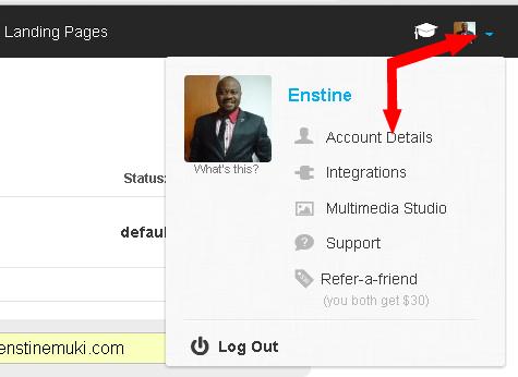getresponse settings
