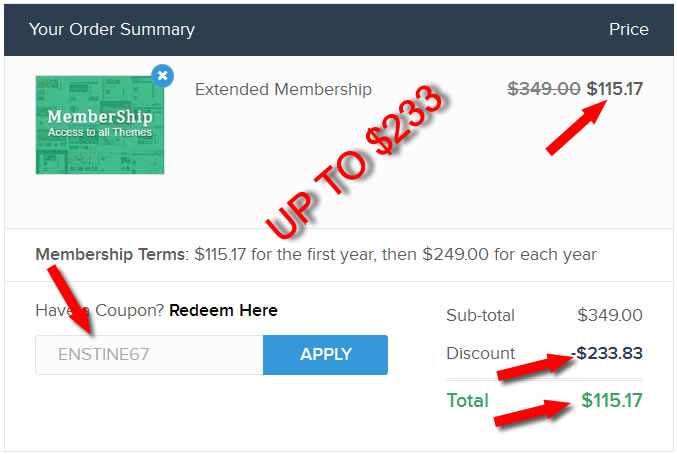 MyThemeShop discount Code