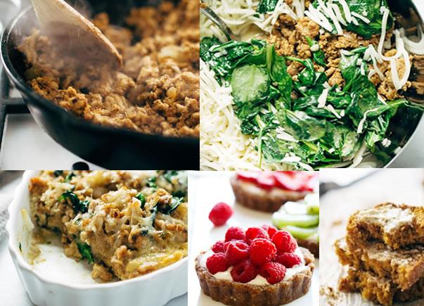 creating a food blog to make money
