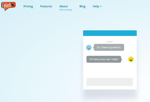 olark web service