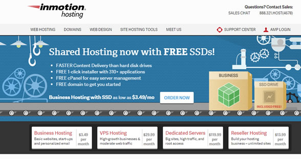 web hosting web service
