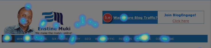 using heatmap to understand what your readers want
