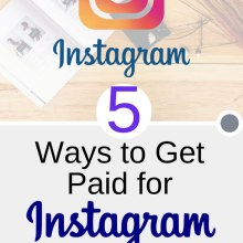 how to get paid for instagram posts