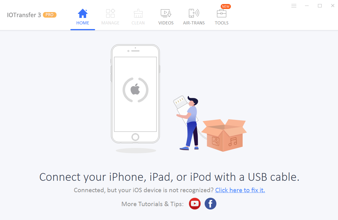 iPhone transfer