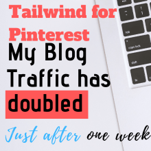 tailwind for pinterest to grow your pinterest blog traffic. Drive traffic with Pinterest. Use Tailwind scheduler #tailwind