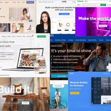 Best Small Business Website Builders