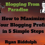 maximise blogging profit