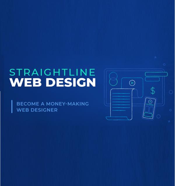 Straightline Web design