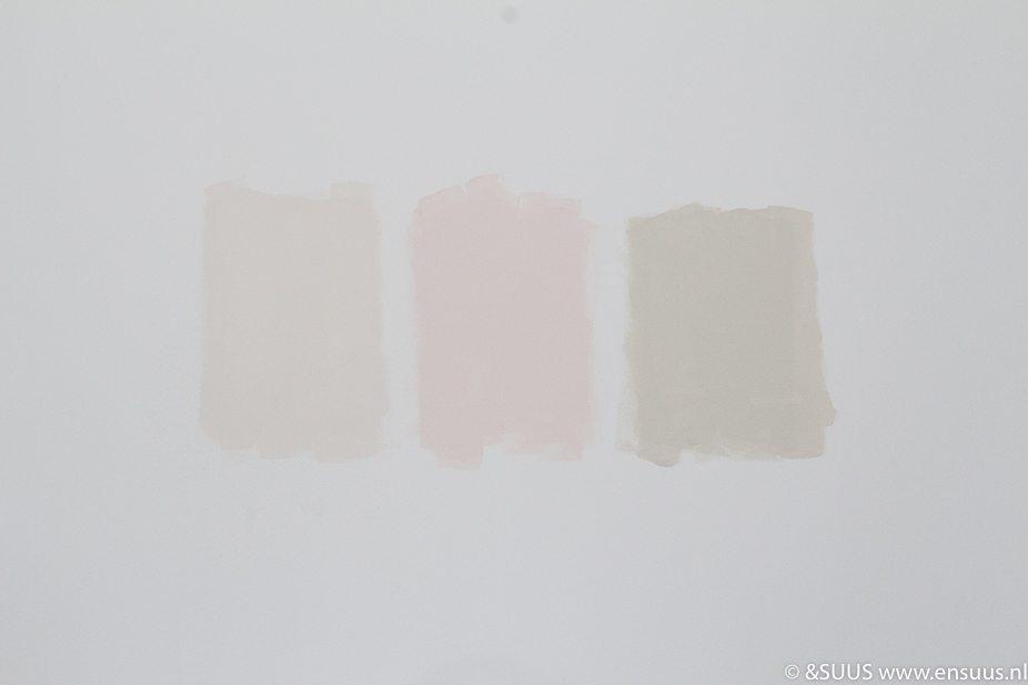 Project slaapkamer  Welke kleur  SUUS