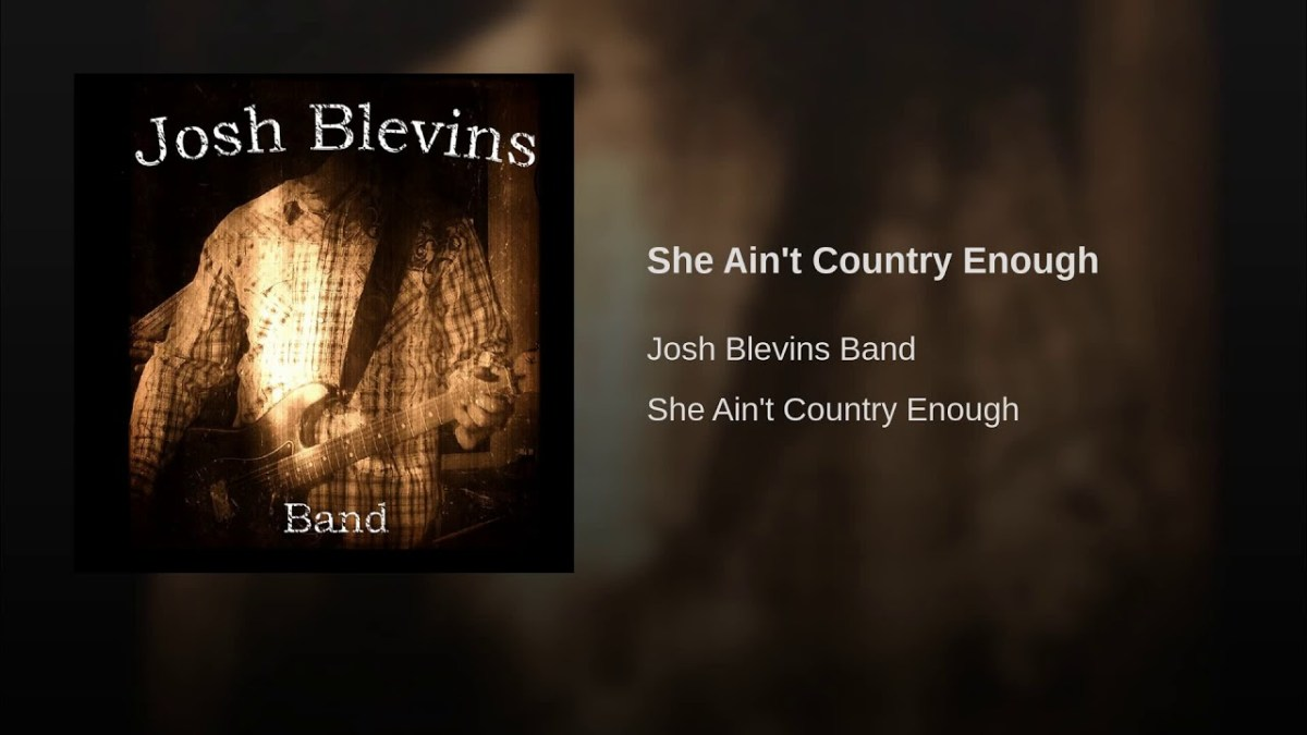 Josh Blevins - She Ain't Country Enough Cover