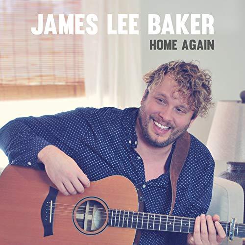 James Lee Baker Home Again COVER