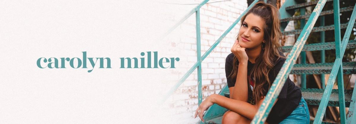 Carolyn Miller Cover