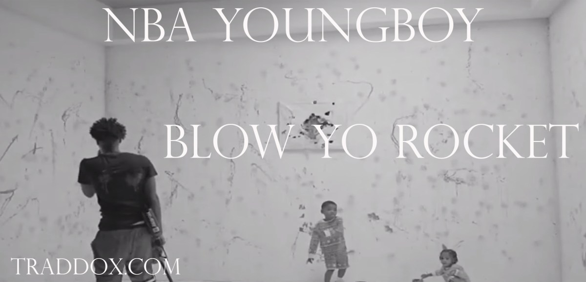 NBA Youngboy – Blow Yo Rocket ( Official Music Video )